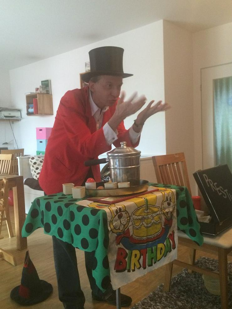 Bild 3: Zauberer für Familien und Veranstaltungen