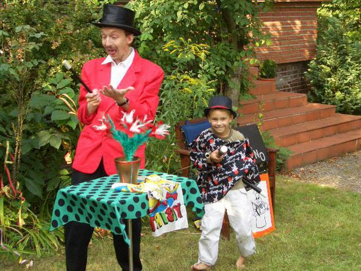 Bild 2: Zauberer für Familien und Veranstaltungen