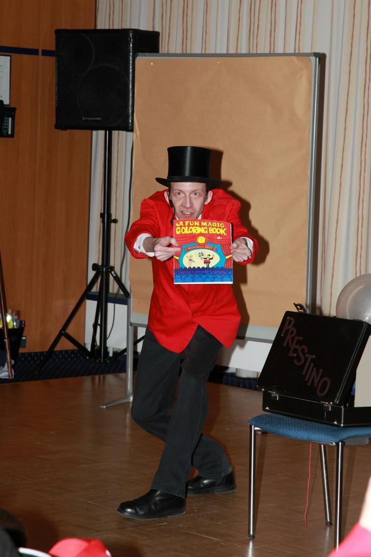 Bild 6: Zauberer für Familien und Veranstaltungen