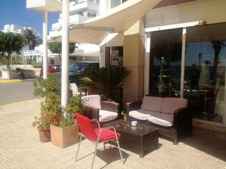 Bild 2: Exklusive Bar-Restaurant direkt an der Promenade