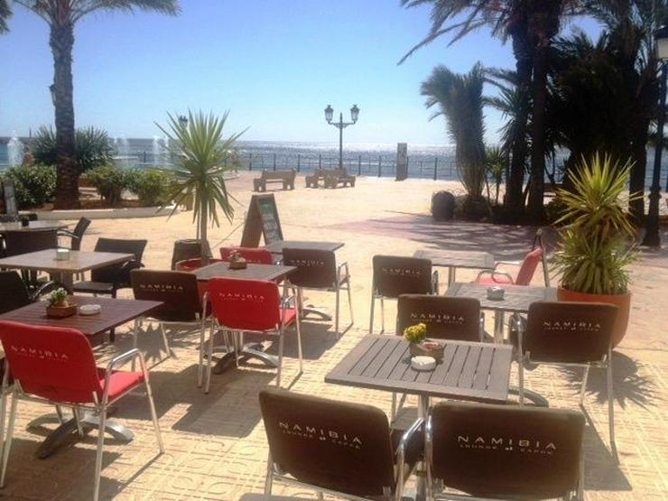 Exklusive Bar-Restaurant direkt an der Promenade