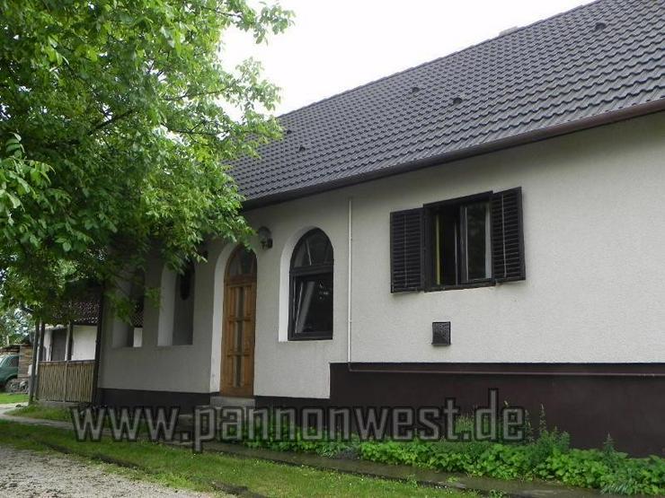 Freistehendes Einfamilienhaus 4 km zum Plattensee - Haus kaufen - Bild 1