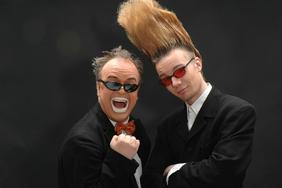 Comedy Witzig spritzig Stil - Musik, Foto & Kunst - Bild 1