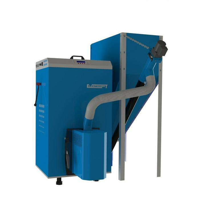 Pelletkessel EKO-PE compact 20 kW