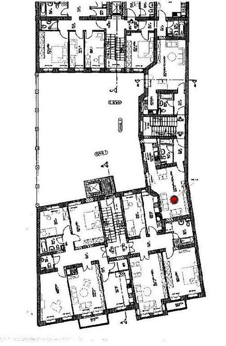 Bild 6: Single-Altbau-Wohnung im Prenzlauer Berg