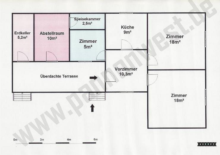 Bild 3: Dorf ?Bauernhaus 18 km zum Plattensee für nur 5.000EUR.
