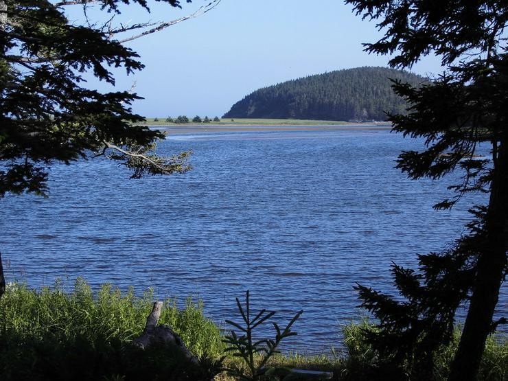 Grundstücke in Neuschottland --- Ost-Kanada - Grundstück kaufen - Bild 1