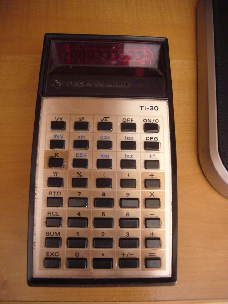 Antiquari. Taschenrechner Texas Instruments