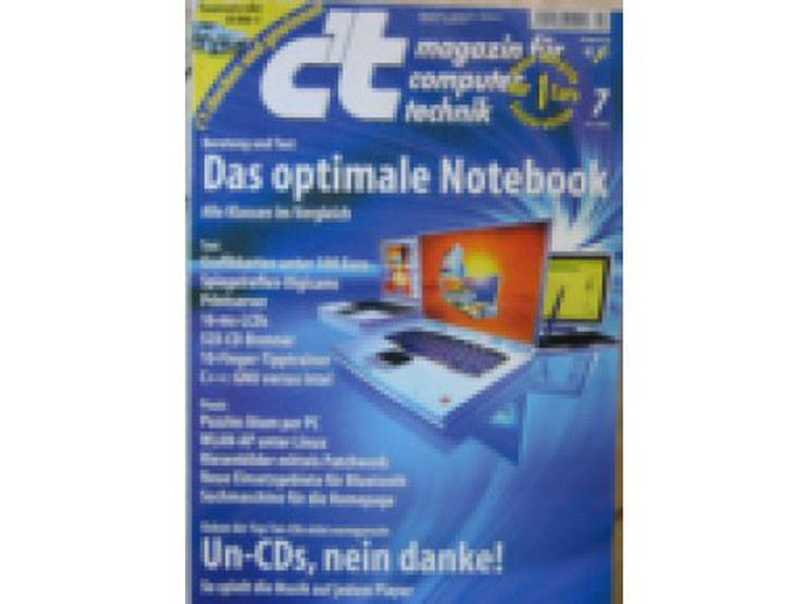 c t magazin für computer technik 7  03 - Zeitschriften & Zeitungen - Bild 1