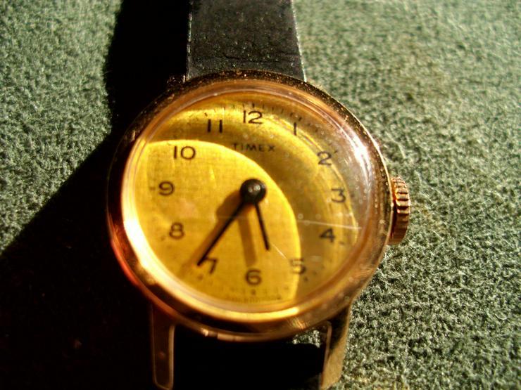 Bild 2: Timex Damenarmbanduhr