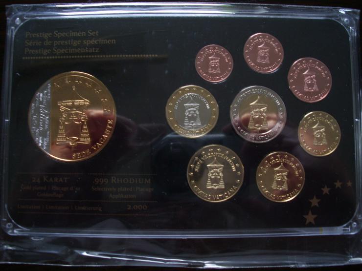 Vatikan 2013 - Euros - Bild 1