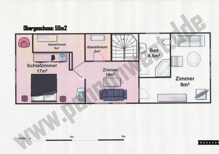 Bild 6: Gepflegtes Wohnhaus 8 km zum Balatonsüdufer