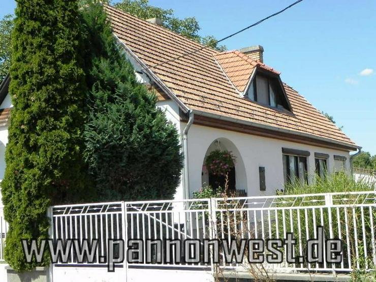 Gepflegtes Wohnhaus 8 km zum Balatonsüdufer - Haus kaufen - Bild 1