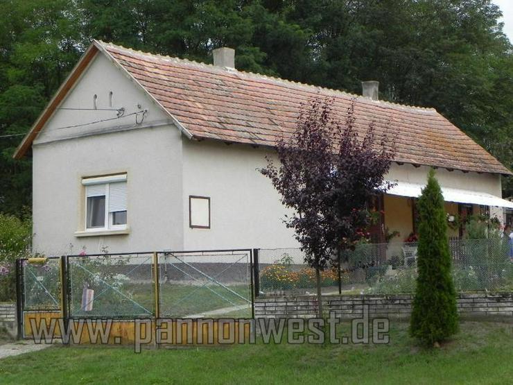 Günstiges Dorfhaus in ruhiger Lage in Thermalbad- und Plattenseenähe