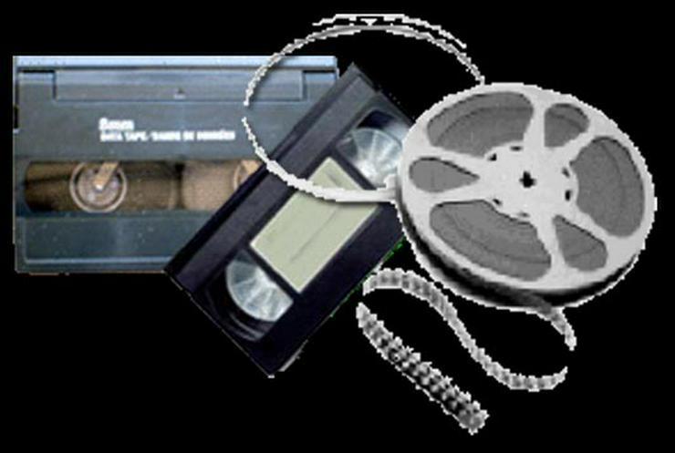 Videoüberspielung auf DVD (MiniDV, VHS, Hi8)