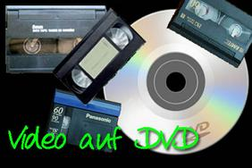 VHS DVD Vidoe�berspielung - PC & Multimedia - Bild 1