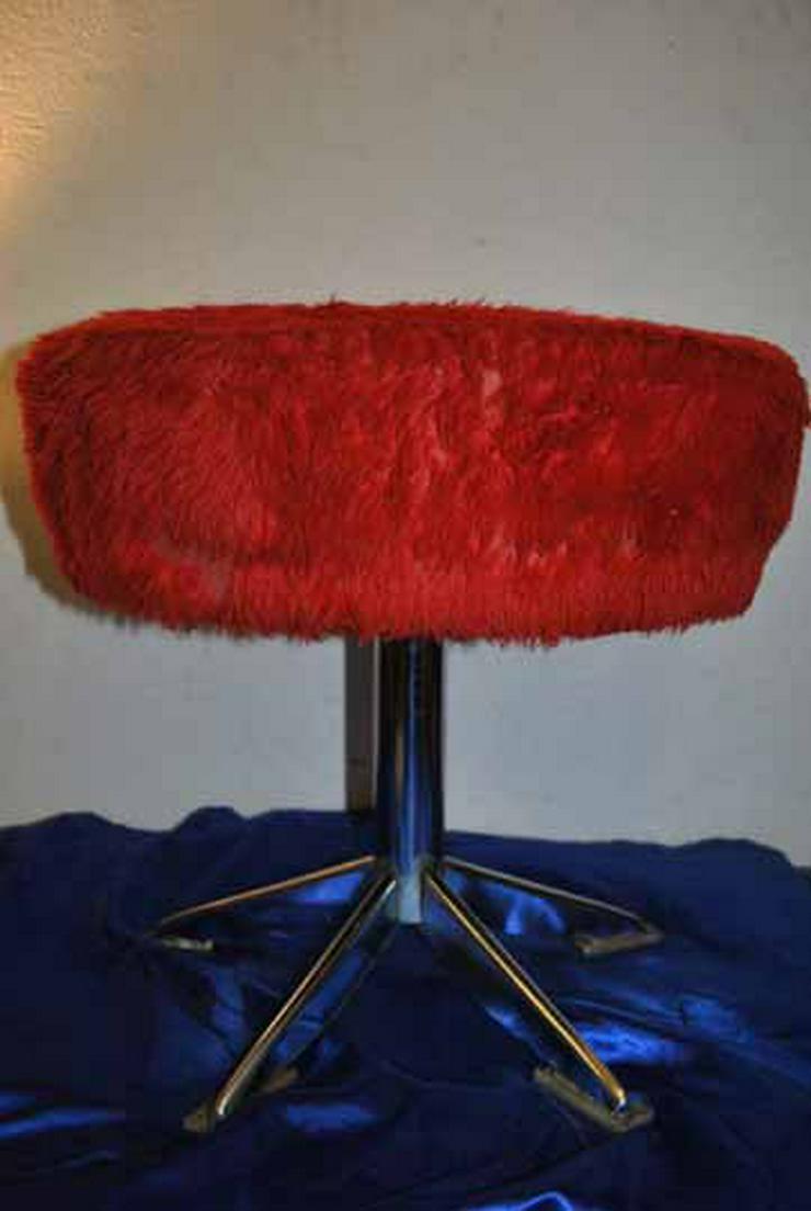 ddr hocker 70er jahre frisierhocker pl schh in zeuthen auf. Black Bedroom Furniture Sets. Home Design Ideas