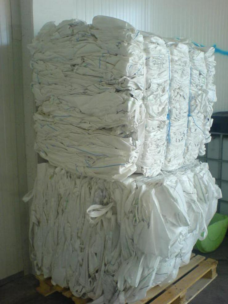 Bild 2: Gebrauchte Big Bags aus Sachsen gesucht