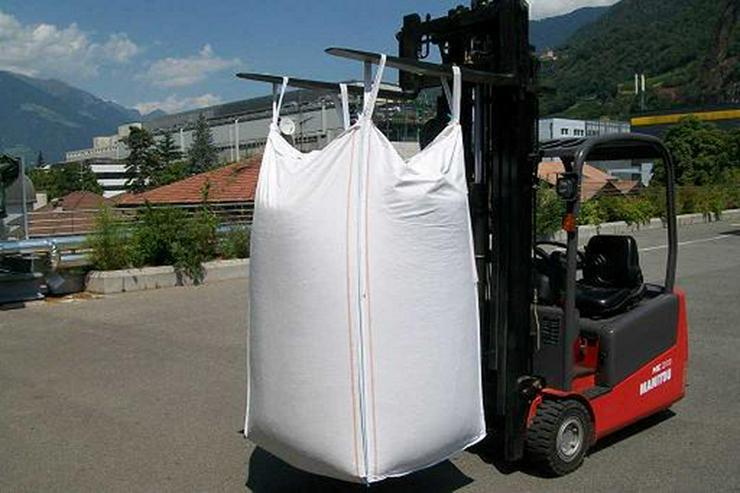 Gebrauchte Big Bags bei Meran um 1,50 !