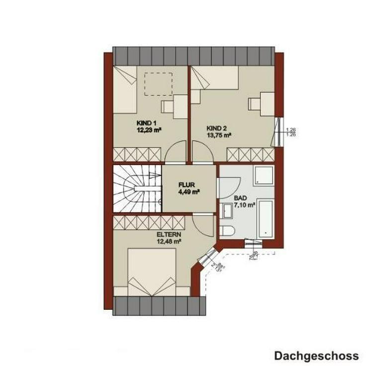 Bild 3: Ein Haus für schlaue Köpfe - der schnelle Weg zu Ihrem Reichtum!