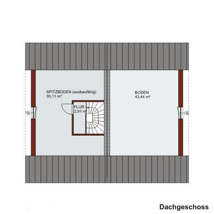 Wohlfühlhaus macht's für Sie möglich! - Haus kaufen - Bild 4