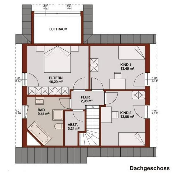 Großzügige Raumaufteilung und Wintergartenelemente inclusive! - Haus kaufen - Bild 3