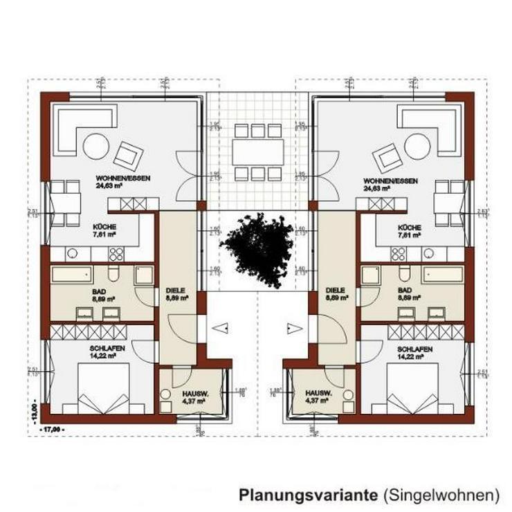 Bild 3: 2 moderne Singlewohnungen - ein Hammerpreis!