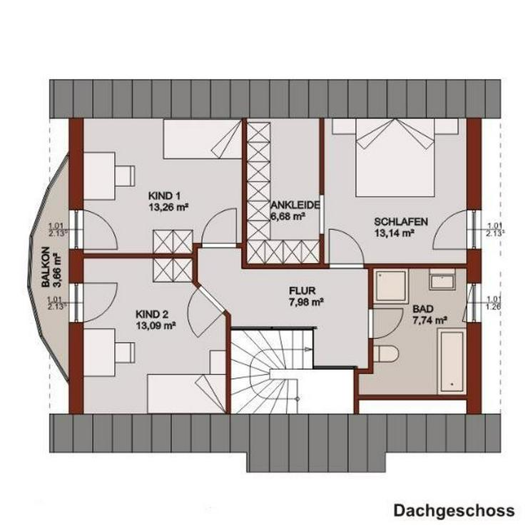 Bild 3: Ein Haus mit Lifestyle und Ambiente - Ihr Traum nimmt gestalt an!