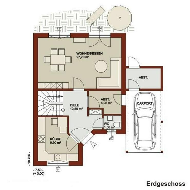 Bild 2: Ein Haus für schlaue Köpfe - der schnelle Weg zu Ihrem Reichtum!