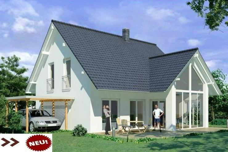 Großzügige Raumaufteilung und Wintergartenelemente inclusive! - Haus kaufen - Bild 1