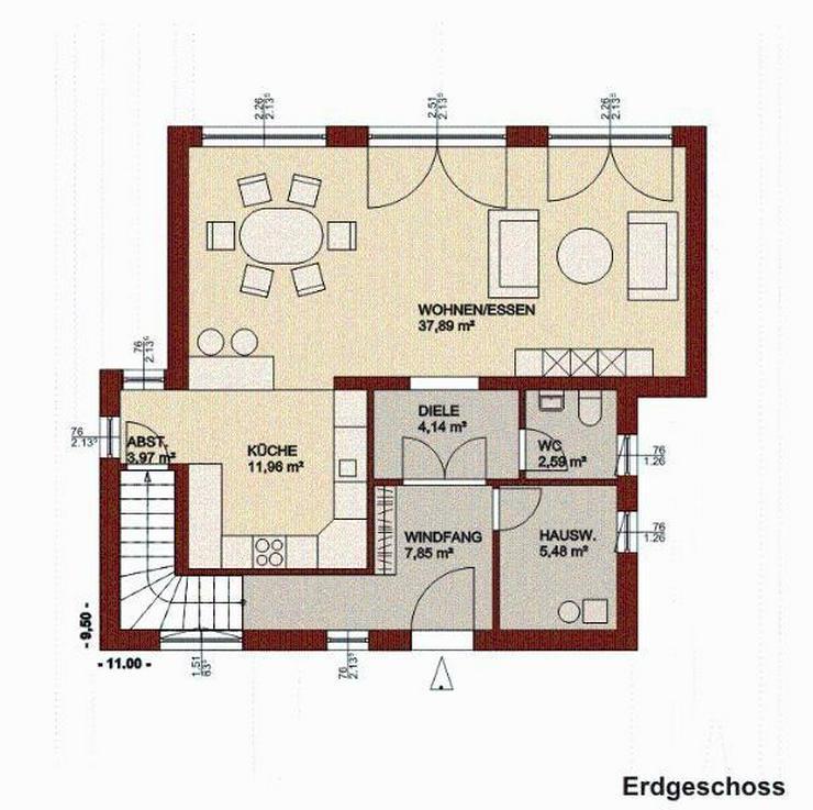 Bild 2: Dieses Haus mit Dachterasse und Weitblick könnte schon bald Ihres sein!