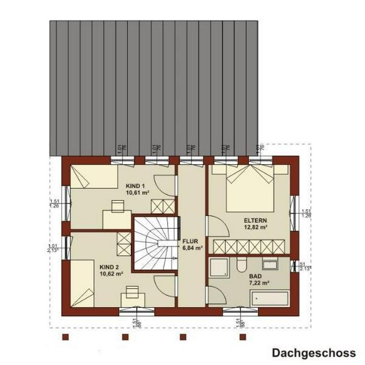 Hazienda-Stil spendet Schatten und steigert die Lebensqualität! - Haus kaufen - Bild 3