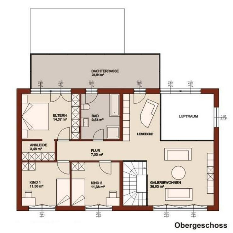 Bild 3: Ein Haus, ein Preis, zwei Familien - gemeinsam sparen und Träume verwirklichen!