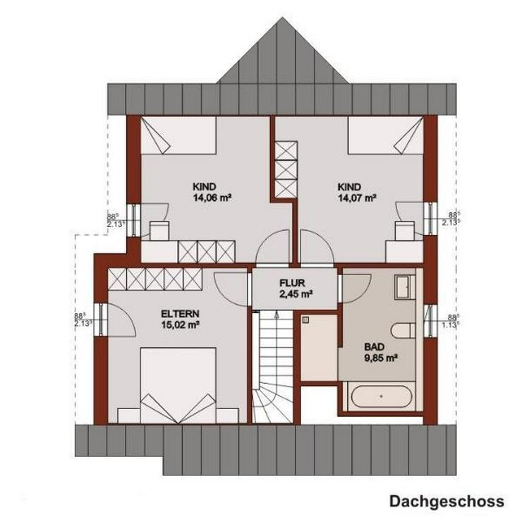 Bild 3: Mit Lifestyle und Ambiente in's Eigenheim!
