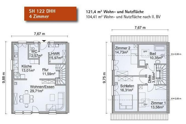 Bild 2: 2 Familien, 1 Haus - Gemeinsam sparen!