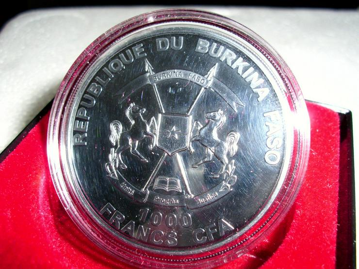 1.000 Francs CFA - Europa (kein Euro) - Bild 2