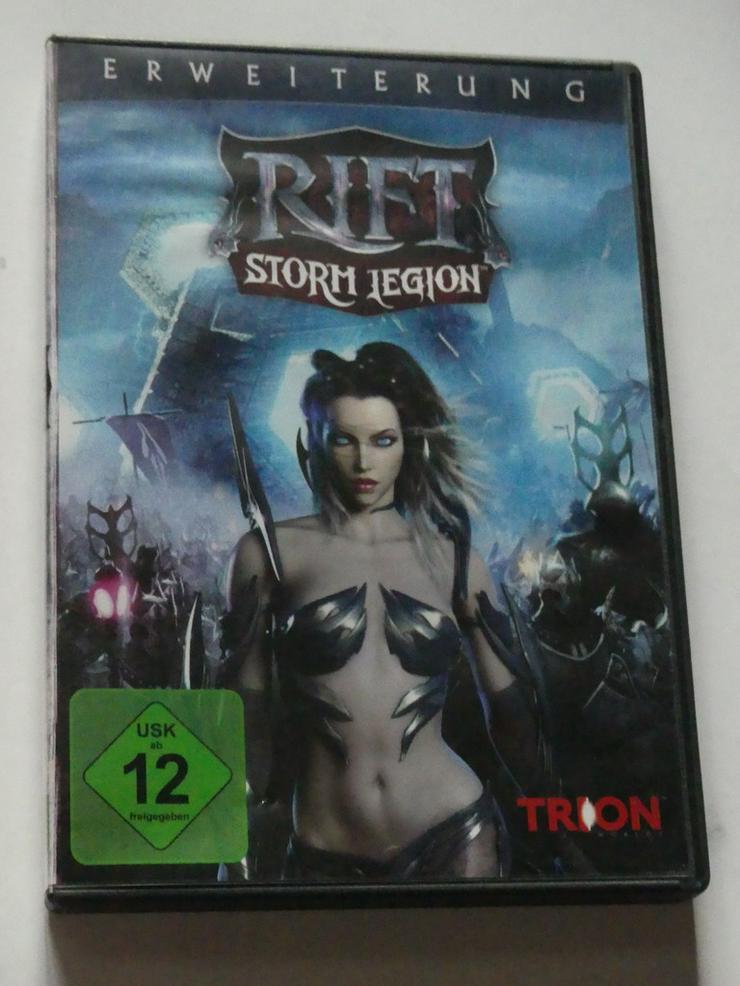 Rift Storm Legion (auch zu verschicken)