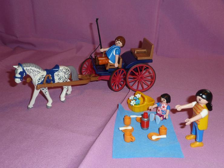 Playmobil 5226 Ausflug mit Pferdekutsche