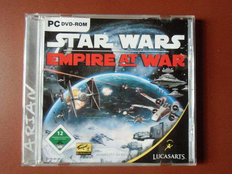 Star Wars: Empire at war (auch zu verschicken)