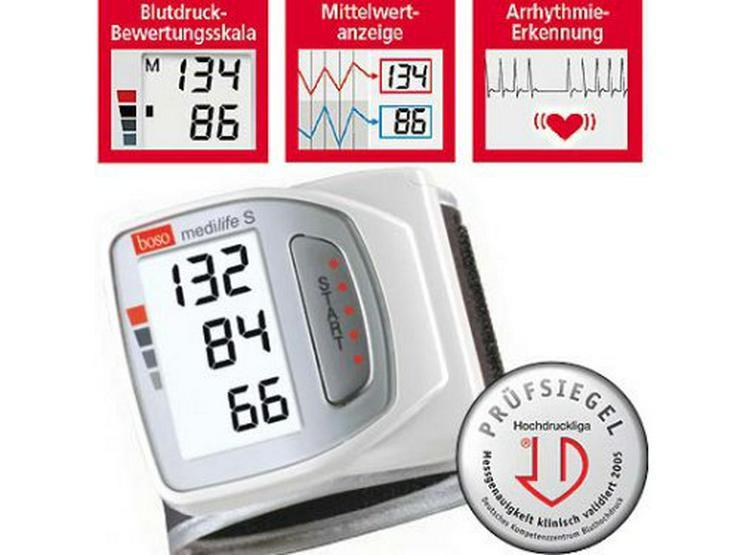 Blutdruckmesser boso medilife S