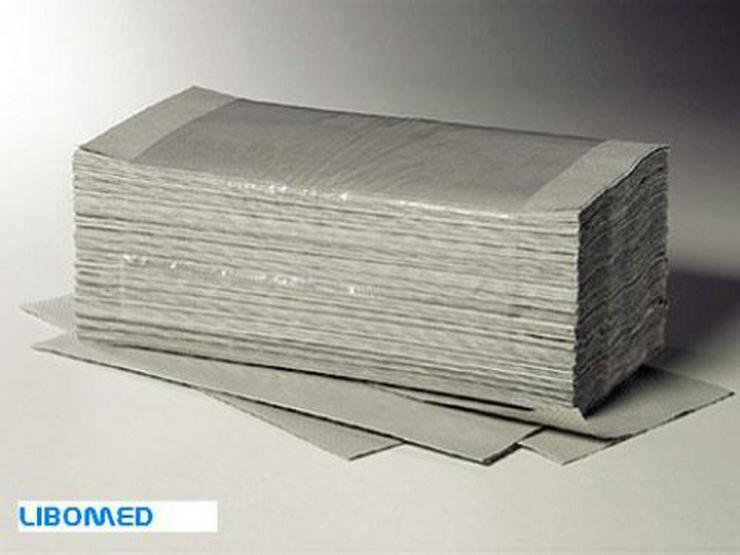 Papierhandtücher ZZ-Falz