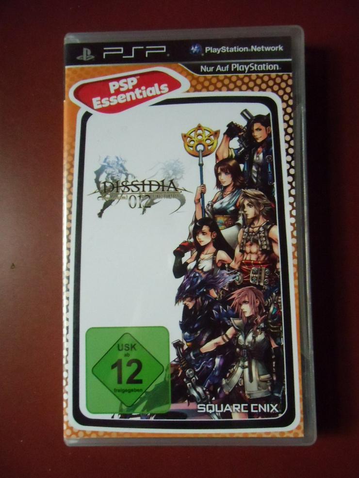 Dissidia 12 (Duodecim) Final Fantasy - PlayStation Games - Bild 1