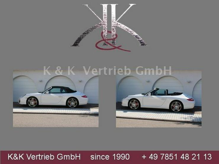 PORSCHE 911 Carrera S Cabriolet  - 911 - Bild 1