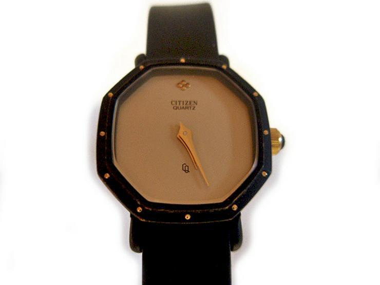 Bild 3: Schöne Damenarmbanduhr von Citizen
