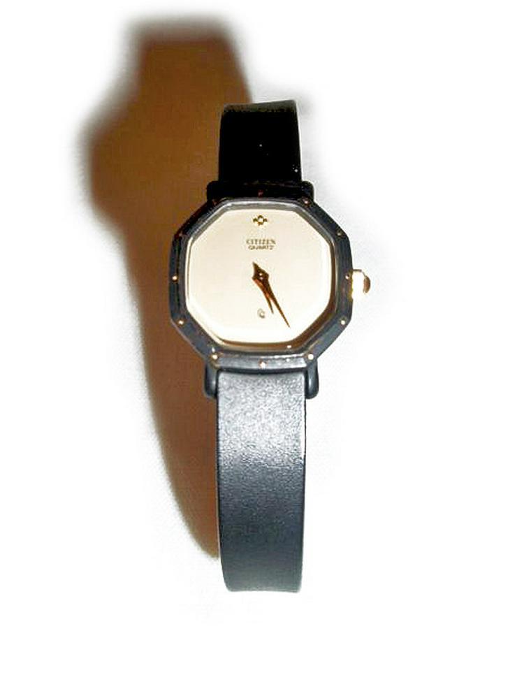 Bild 2: Schöne Damenarmbanduhr von Citizen