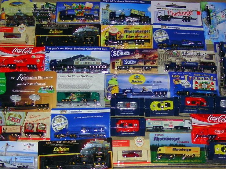 Truck - Brauerei-Mini-Trucks