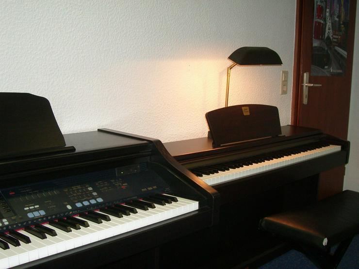 Bild 2: Klavierunterricht