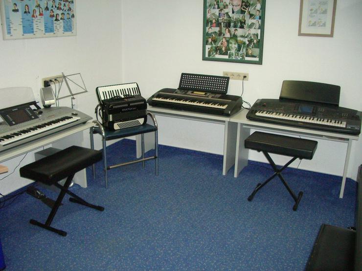 Bild 3: Klavierunterricht