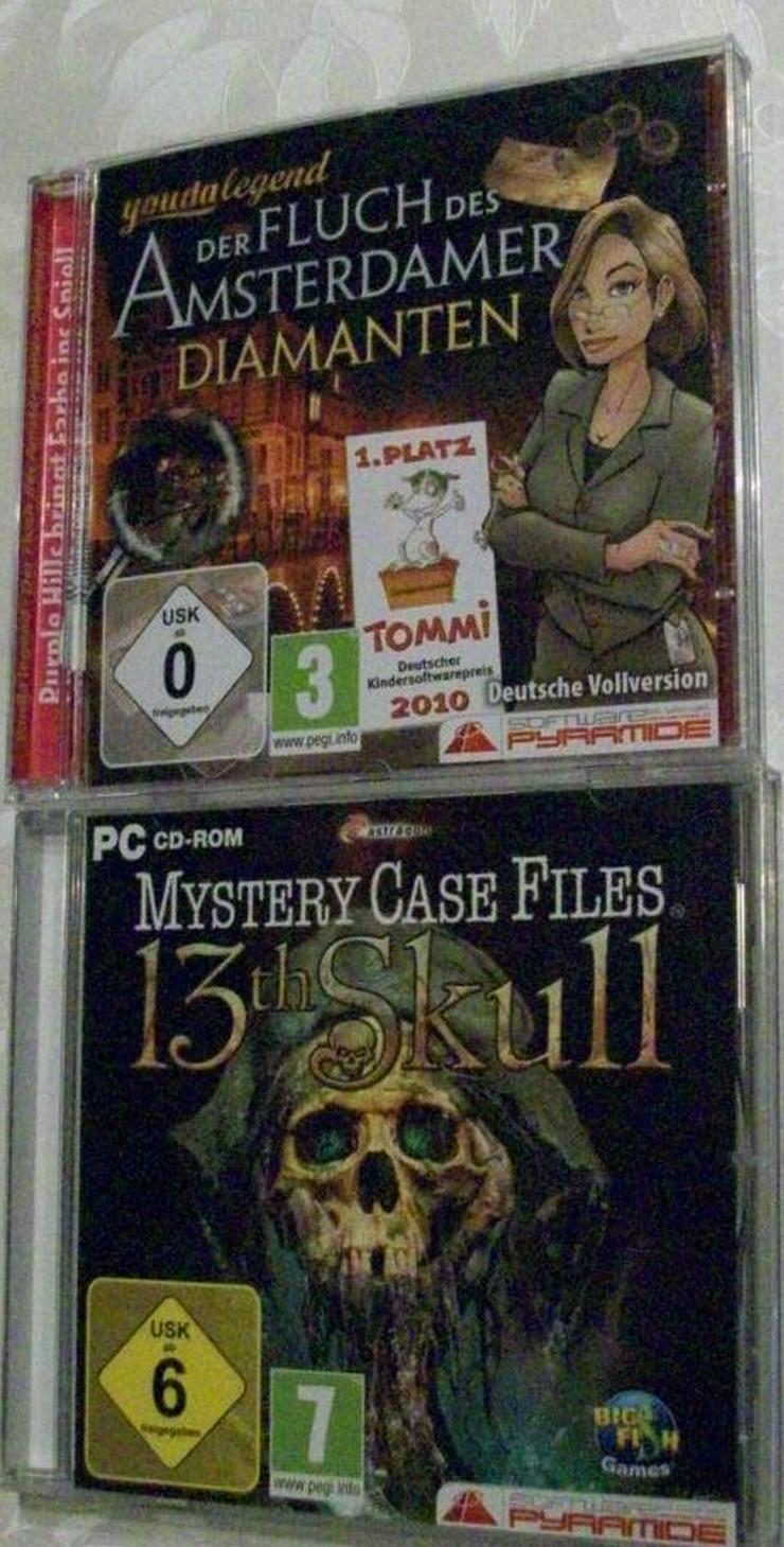 Spiele 2 - 2 spannende PC - Spiele - PC Games - Bild 1