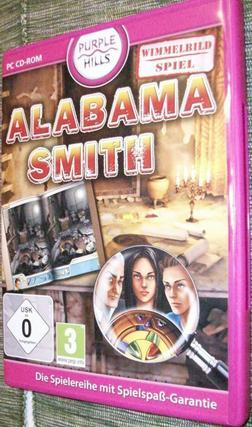 PC - Spiel 3 - Alabama Smith gebraucht kaufen  D-63505 Langenselbold